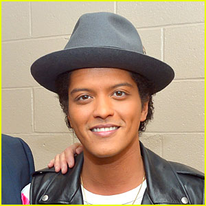 Bruno Mars: Billboard's Artist of the Year!