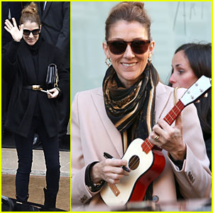 Celine Dion: 'Loved Me Back to Life' Goes Gold in UK!