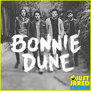 Cory Monteith's Band Bonnie Dune - New EP Details & Photo (Exclusive)