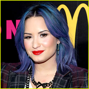 Demi Lovato: I've Smuggled Cocaine Ont