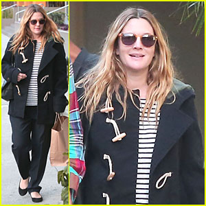 Drew Barrymore: I Feel So Lucky to Make Healthy Kids!