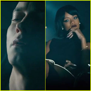 Eminem & Rihanna: 'Monster' Music Video Teaser - Watch Now!