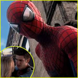 Andrew Garfield & Emma Stone: 'Amazing Spider-Man 2' Trailer - Watch Now!