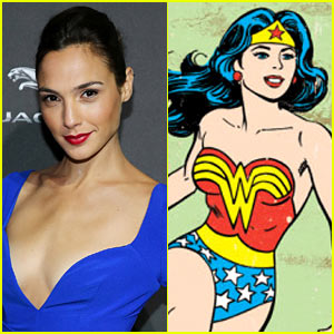 Gal Gadot: Wonder Woman in 'Batman vs. Superman'!