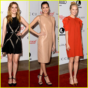 Gillian Jacobs & Allison Williams: THR's Women in Entertainment Breakfast!
