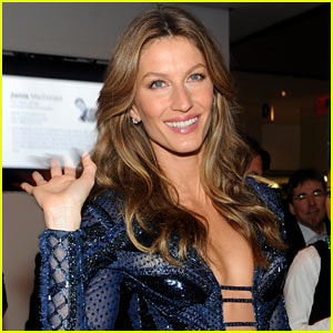 Gisele Bundchen's New Job: Interior