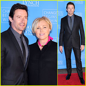 Hugh Jackman & Deborra-Lee Furness: Change Begins Within Benefit Gala!