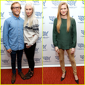 Ireland Baldwin & Slater Trout: 'Wild Horses' Screening Pair!
