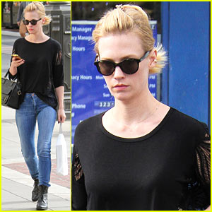 January Jones: Buy Mad Men's Christmas Album for the Holidays!