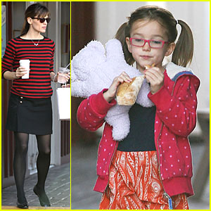 Jennifer Garner: 'Men, Women, & Children' Starts Shooting!