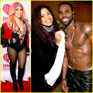 Jordin Sparks, Jason Derulo, & Bonnie McKee: Jingle Ball!