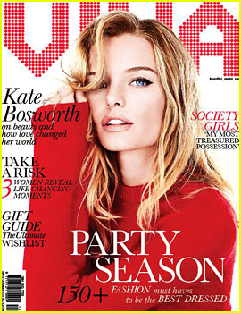Kate Bosworth Covers 'Viva' December 2013