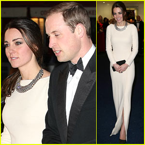 Kate Middleton & Prince William: 'Mandela' Royal Film Premiere!