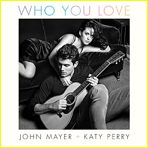 Katy Perry & John Mayer: 'Who You Love' Artwork!
