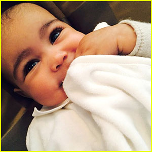 Kim Kardashian Shows Off North West's Designer Christmas Gifts!