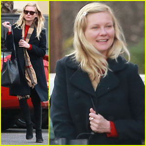 Kirsten Dunst: Saturday Shopping with Mom Inez!