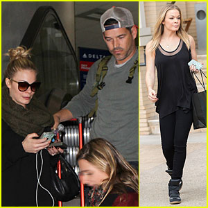 LeAnn Rimes: Best Tour Moment Involves Eddie Cibrian!