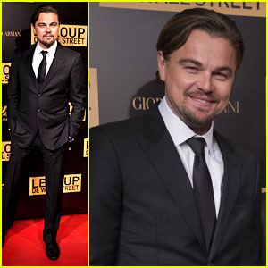 Leonardo DiCaprio: 'Wolf of Wall Street' Paris Photo Call!