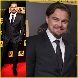 Leonardo DiCaprio: 'Wolf of Wall Street' Paris Photo Call!