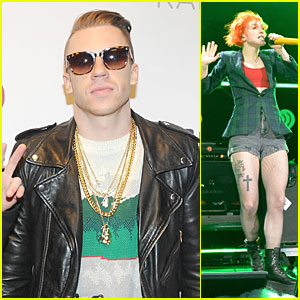 Macklemore & Paramore Rock Z100's Jingle Ball 2013!