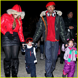 Mariah Carey: I'm Not Having More Kids, Unless Nick Cannon Can Get Pregnant!