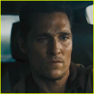 Matthew McConaughey: 'Interstellar' Teaser Trailer - Watch Now!