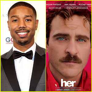Michael B. Jordan & 'Her' Win Big for National Board of Review!