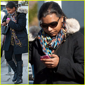 Mindy Kaling: Headed to New York for Christmastime!