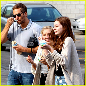 Paul Walker's Daughter Meadow Was His 'Best Partner' in Life
