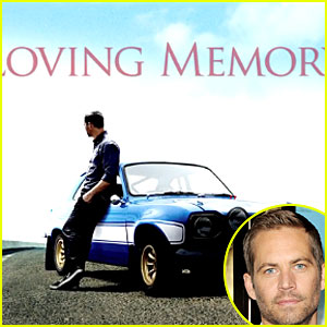 Paul Walker: 'Fast & Furious' Video Tribute - Watch Now!