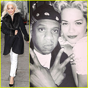 rita ora happy birthday jay z Rita Ora: Happy Birthday Jay Z!