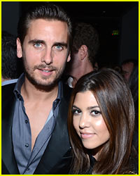 Scott Disick Did Not Move Out of Kourtney Kardashian's House