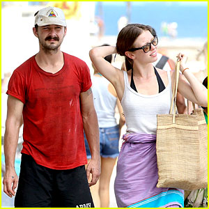 Shia LaBeouf Escapes to Rio After Plagiarism Controversy