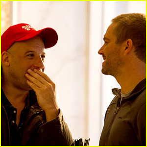 Vin Diesel Reacts to Paul Walker's Death with Touching Tribute