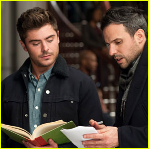 Zac Efron: New 'That Awkward Moment' Pics (Exclus