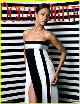 Zoe Saldana: I Avoid Answering Personal Questions About Myself