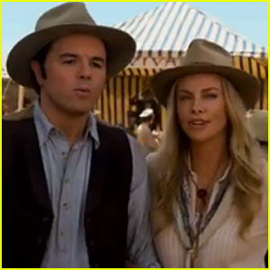 'A Million Ways to Die in the West' Red Band Trailer Hits the Web - Watch Now!