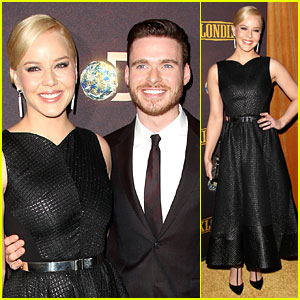 Abbie Cornish & Richard Madden: 'Klondike' NYC Premiere!