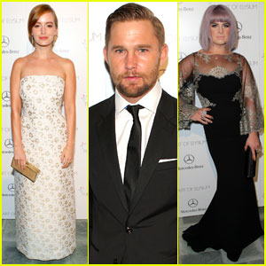 Ahna O'Reilly & Brian Geraghty - Art of Elysium Heaven Gala