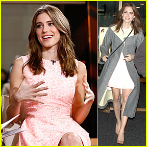 Allison Williams: Twitter Scares Me!