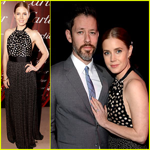 Amy Adams & Darren Le Gallo - Palm Springs Film Festival 2014