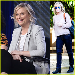 Amy Poehler: 'Broad City' TCA Winter Tour Panel!