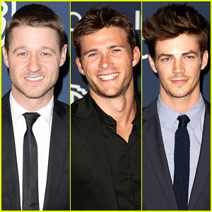 Ben McKenzie & Scott Eastwood - InStyle Golden Globes Party 2014
