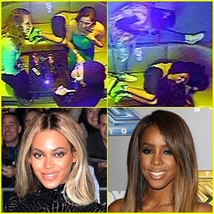 Beyonce & Kelly Rowland Surprise Karaoke Singers in Miami! (PHOTOS)