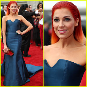Bonnie McKee - Grammys 2014 Red Carpet