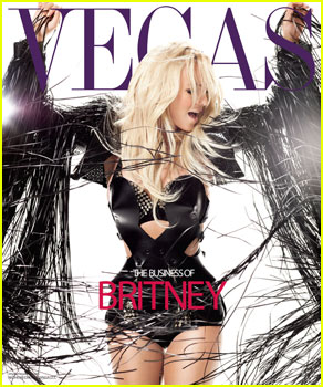 Britney Spears Talks Adjusting to New Life in 'Vegas' Magazine