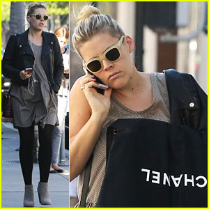 Busy Philipps: Full Time Help with Kids Makes All the Difference!