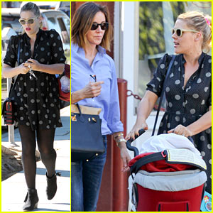 Busy Philipps Meets Up with 'Cougar Town' Co-Star Christa Miller