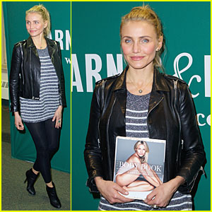 Cameron Diaz: I Ate Everything During the Holidays!