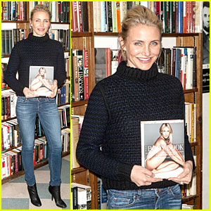 Cameron Diaz: I Like the Way I Look Now Better!